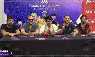 """La Banda """"La Nuestra"""" ya está lista para el """"Music Experience"""""""