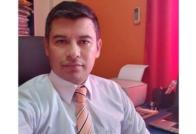 Mario Vega, ex precandidato a diputado por Alto Paraná, nuevo presidente del Indert