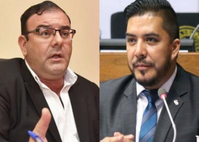 Rechazan pérdida de investidura de Carlos Portillo y Tomas Rivas