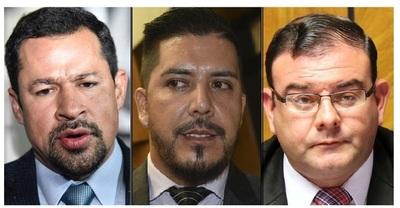 Diputados protegen y salvan a Quintana, Portillo y Rivas