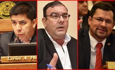 Rivas, Portillo y Quintana salvados por sus colegas