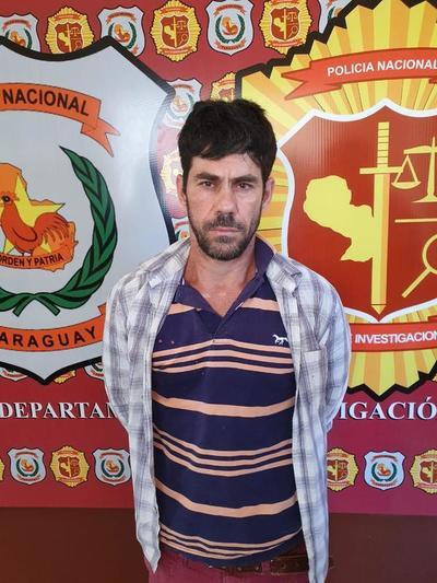 """Detienen a un brasileño alias """"El carnicero"""", con 90 años de condena"""