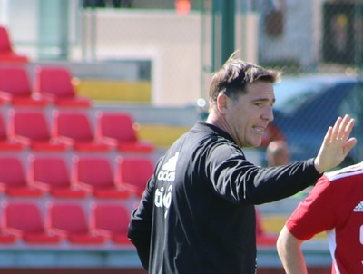 Con posesión y recuperación rápida de pelota, Berizzo prepara el equipo para enfrentar a Serbia