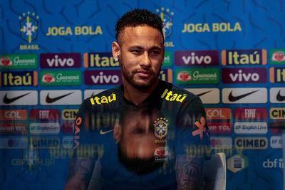 Nunca pensó llegar a los 100 partidos con Brasil