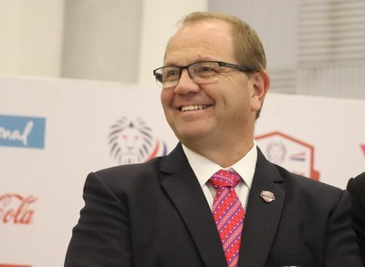 Camilo Pérez y el desafío de organizar los Juegos Odesur