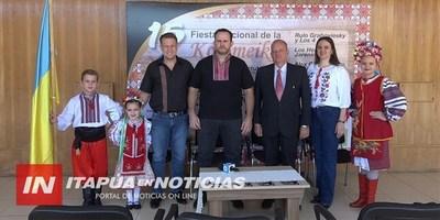 A SÓLO UNOS DÍAS DE LA 15° FIESTA NACIONAL DE LA KOLOMEIKA