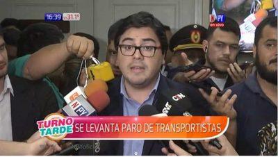 No habrá huelga de transporte público de pasajeros