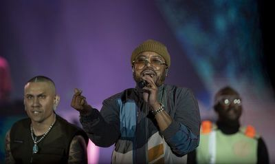 Ya se vive el Music Experience Festival: Black Eyed Peas ya está en el país