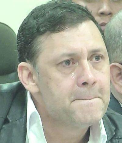 Víctor Bogado apela condena en busca de  su impunidad
