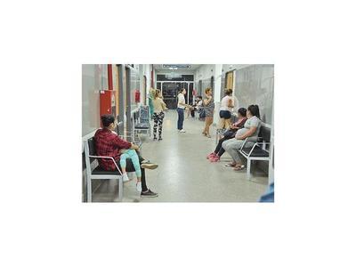 Alta   demanda en   horario del turno noche  para Ginecología
