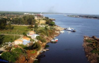 Anuncian construcción de defensa costera en Pilar para beneficio de unas cuarenta mil personas