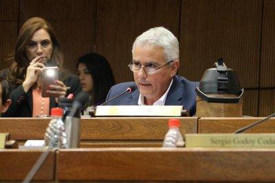 Fidel Zavala no acompañará voto censura a Villamayor