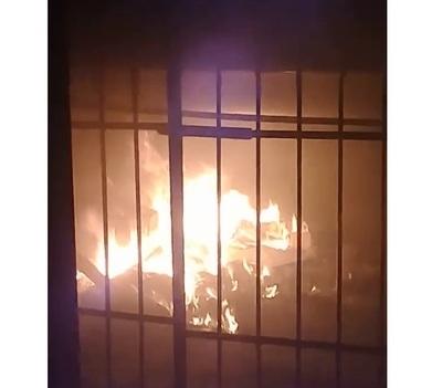 Incendio en IPS ya fue controlado