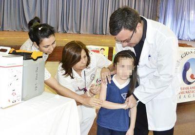 Salud permanece en alerta por epidemias de sarampión en la región
