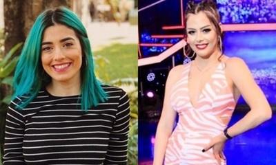 Kassandra Frutos relató que la confundieron con Larissa Riquelme