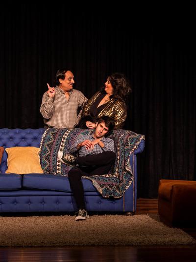 """La comedia """"A la Luz"""" vuelve a escena con tres únicas funciones"""