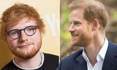 """Mirá el mensaje del Príncipe Harry y Ed Sheeran por el """"Día de la Salud Mental"""""""