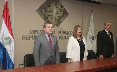 Titular de la Corte asistió a la inauguración de Expo Fiscalia