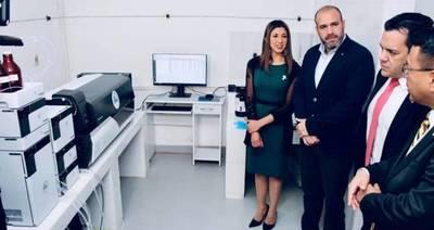 SENAVE recibe equipo de última tecnología para análisis de productos agrícolas