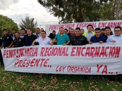 GUARDIACARCELES ABANDONARÁN LAS PENITENCIARIAS DESDE EL 16 DE OCTUBRE