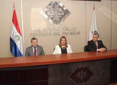 Ministerio Público trabajará para extradición de Arrom, Martí y Colmán