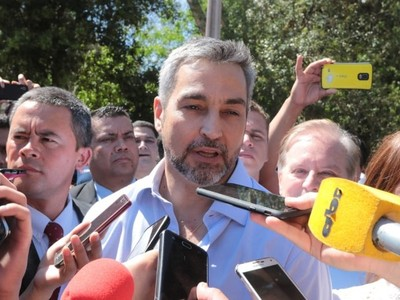 Mario Abdo sobre Petropar: 'se tiene que investigar como todo'