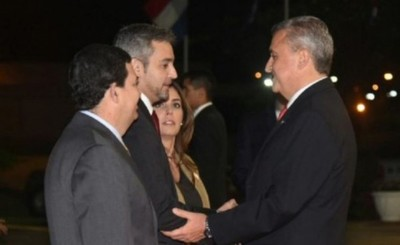 "Censura a Villamayor sería un ""revanchismo político"" para Mario Abdo"