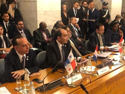 Canciller ratifica protesta del Paraguay contra privilegios concedidos a Arrom, Martí y Colmán