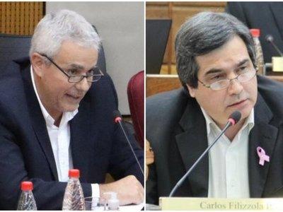 Proyectos por caso Arrom y Martí generan tensión en el Senado