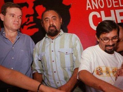 Arrom, Martí y Colmán tramitaban viaje a Finlandia antes de perder refugio en Brasil