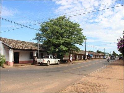 Gobierno paraguayo pide a Interpol emitir alerta por hurto de puerta jesuítica