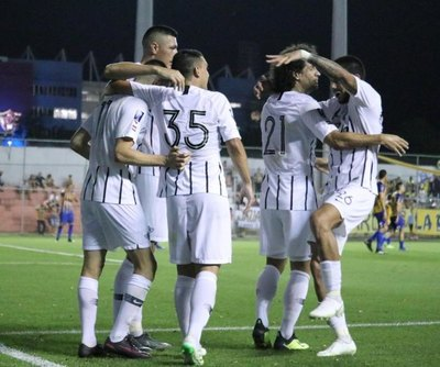 Libertad derrotó a Luqueño y clasificó a 'semis' de la Copa Paraguay