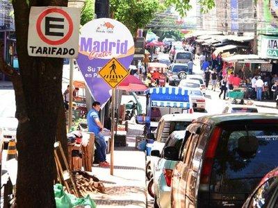 La Comuna  licitará tercerización de  estacionamiento controlado en CDE