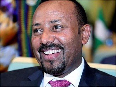Primer ministro etíope Abiy Ahmed gana el Nobel de la Paz