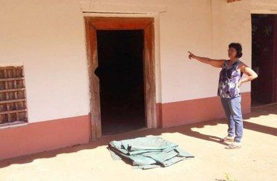 Santa Rosa de Lima: investigan el robo de una puerta original jesuítica