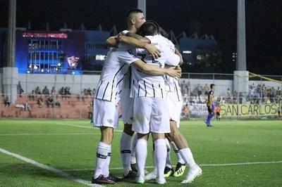 Libertad se instala en semifinales de la Copa Paraguay