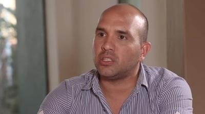 Gustavo Corvalan sueña con ser director de películas de terror