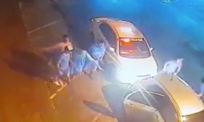 Fiscalía identifica y llama a declarar a agresores de conductor de Uber