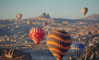 HOY / Turismo en globo aerostático en Paraguay: empresa turca evalúa invertir US$ 4 millones