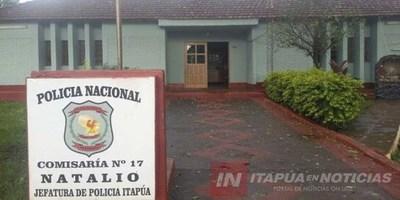 APARENTE INTENTO DE SECUESTRO EN NATALIO