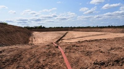Suspenden obras de mega vertedero en Yaguarón