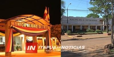 FRAM Y CAP. MIRANDA SERÁN MODELO DEL SANEAMIENTO NACIONAL, SEGÚN SENASA
