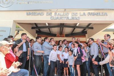 Unos 15 mil pobladores de Concepción son beneficiarios de las 5 Unidades de Salud de la Familia habilitadas