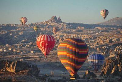 En el 2020, en CDE habilitarían turismo en globo aerostático