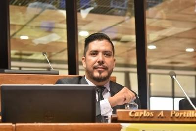 Hay elementos para sostener acusación contra Carlos Portillo