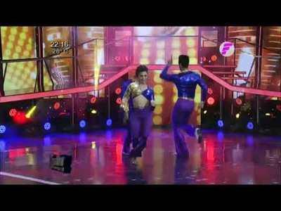Paloma seguirá en el Baila 2019 a pesar de su lesión