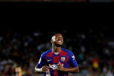 Ansu Fati es convocado a la sub 21 de España