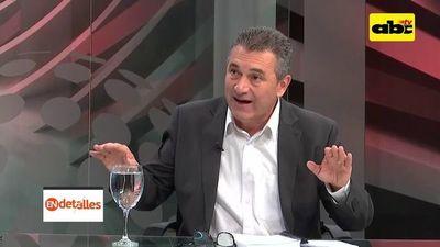 """Titular de la ANDE afirma que este año habrá menos cortes, pero que """"no llegamos"""" al verano"""