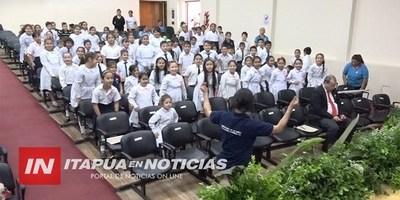 FORO DEPARTAMENTAL DE LA NIÑEZ Y LA ADOLESCENCIA SE DESARROLLÓ EN ENCARNACIÓN