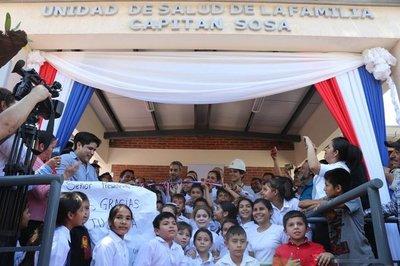 Nuevas Unidades de Salud Familiar beneficiaran a pobladores de Concepción